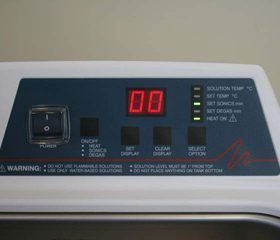 Discontinued Branson Ultrasonic Bath with digital and heat