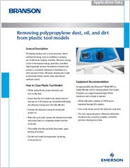 Use Case PDF for Plastic Tool Models