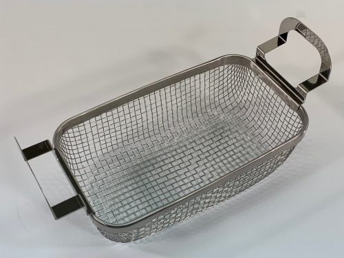 Branson mesh basket, 100-916-334, for use with model 2800 ultrasonic cleaner