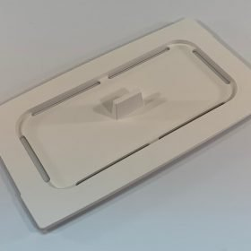 Tank cover, 100-032-519, for use with Branson model 3800 ultrasonic cleaner