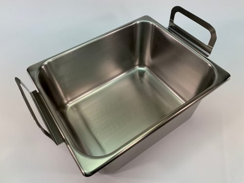 Solid tray, 100-410-176 for use with Branson model 5800 ultrasonic cleaner