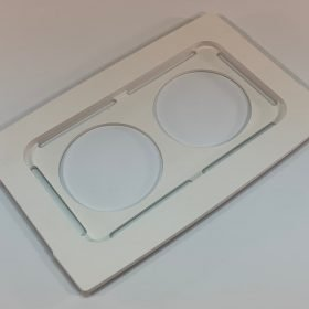 Beaker cover, 100-032-518, for use with Branson model 2800 ultrasonic cleaner