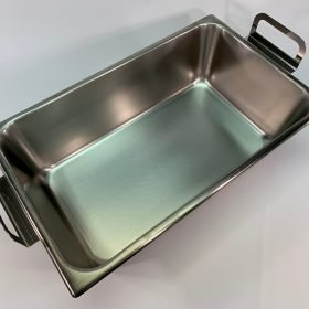 Solid tray, 100-410-178 for use with Branson model 8800 ultrasonic cleaner