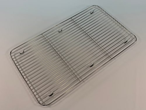 Support rack, CPN-916-043 for use with Branson model 8800 ultrasonic cleaner