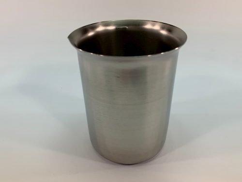 Branson stainless steel beaker, 000-410-055