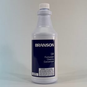 Branson OR, oxide remover cleaning concentrate