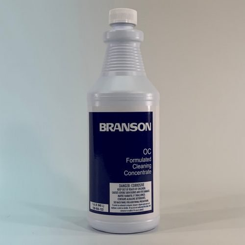 Branson OC, Optical Cleaner cleaning concentrate