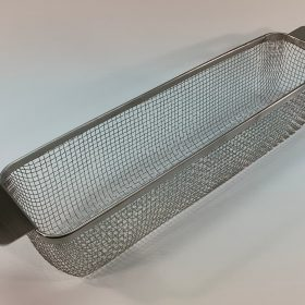 Branson mesh basket, 100-916-337, for use with PC620 ultrasonic cleaner