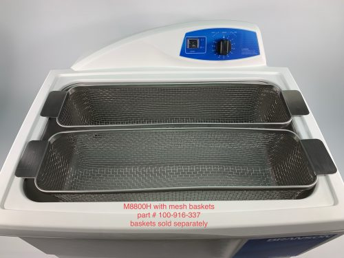M8800H WITH TWO MESH BASKETS, PART # 100-916-337